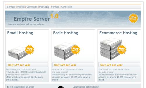 Empire Server