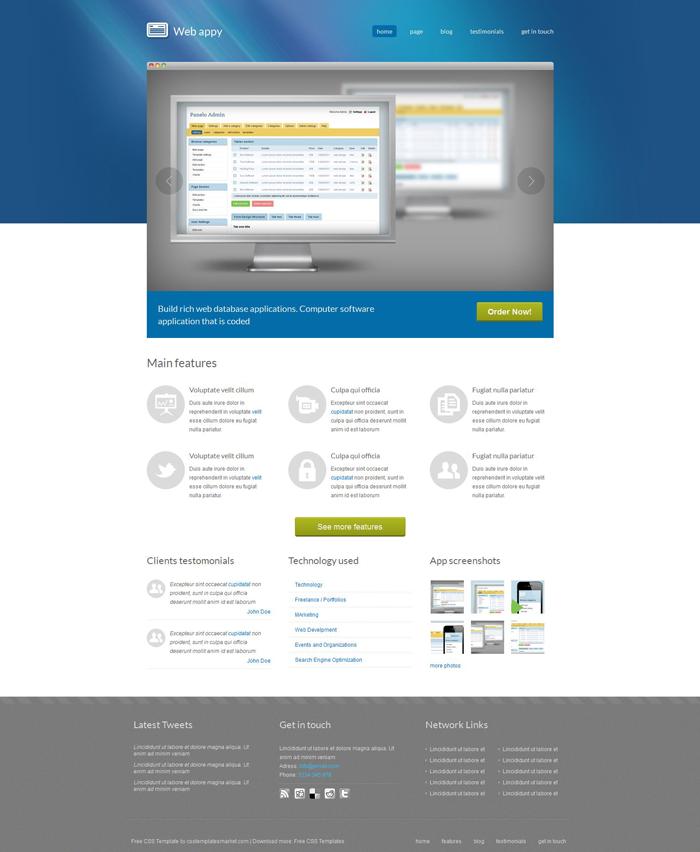 Web-appy