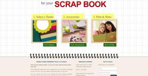 Scrap-Books