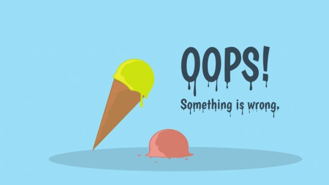 Web Design Mistakes Often Made Before Site Launch